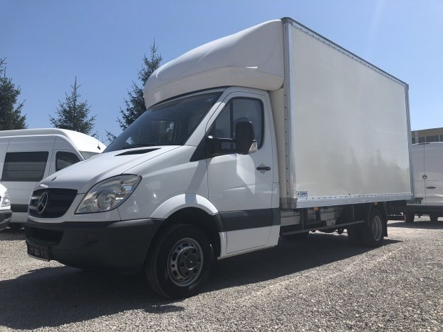 MB-SPRINTER 513 CDI BOX